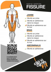Fiche descriptive - Clip n' Climb FIT